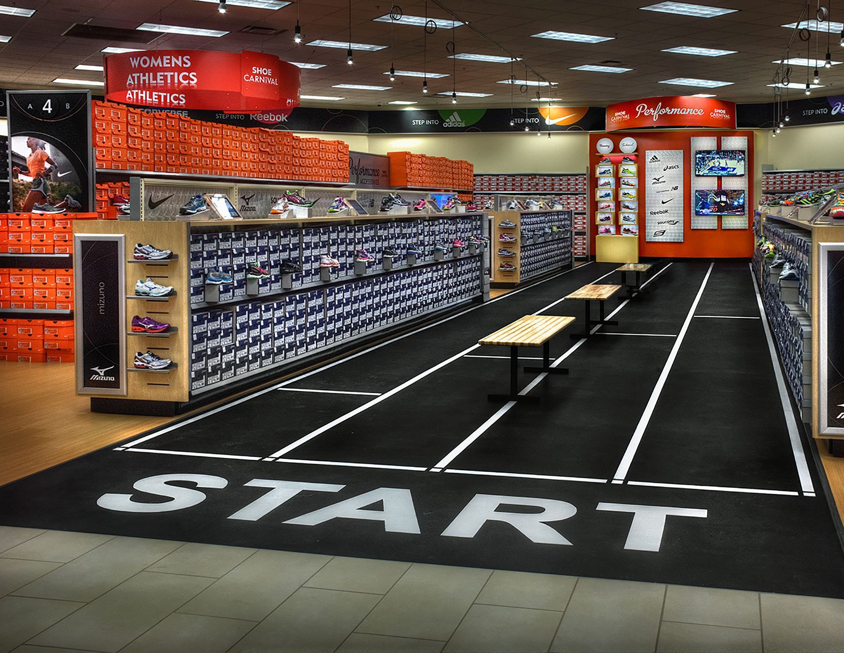 Shoe Carnival | Deer Creek Shopping Center, Maplewood, MO. Get shoes, boots, and sandals for your entire family at Shoe Carnival in Maplewood, MO! For a fun and exciting shopping experience, check out Shoe Carnival, located at Laclede Station Rd in Maplewood, MO.
