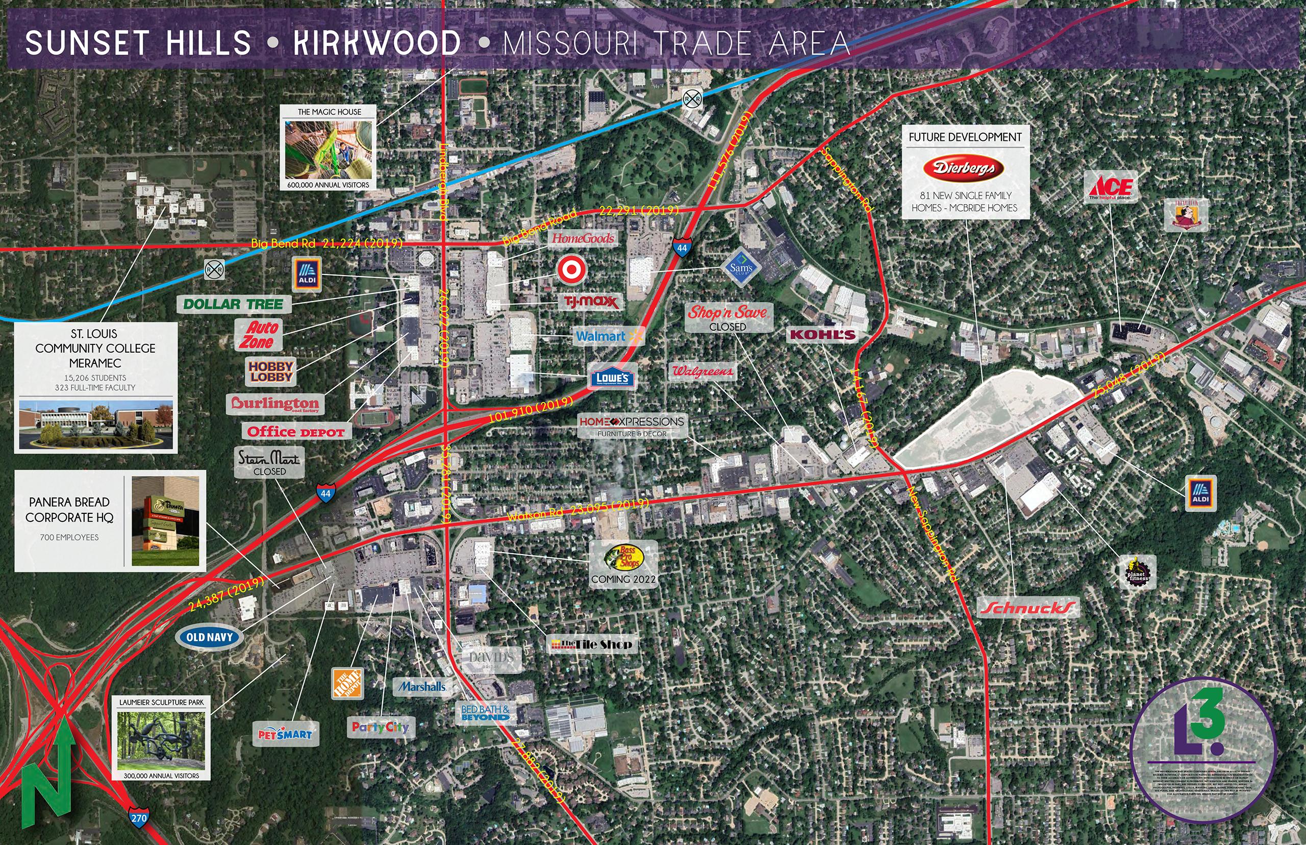 KIRKWOOD AERIAL