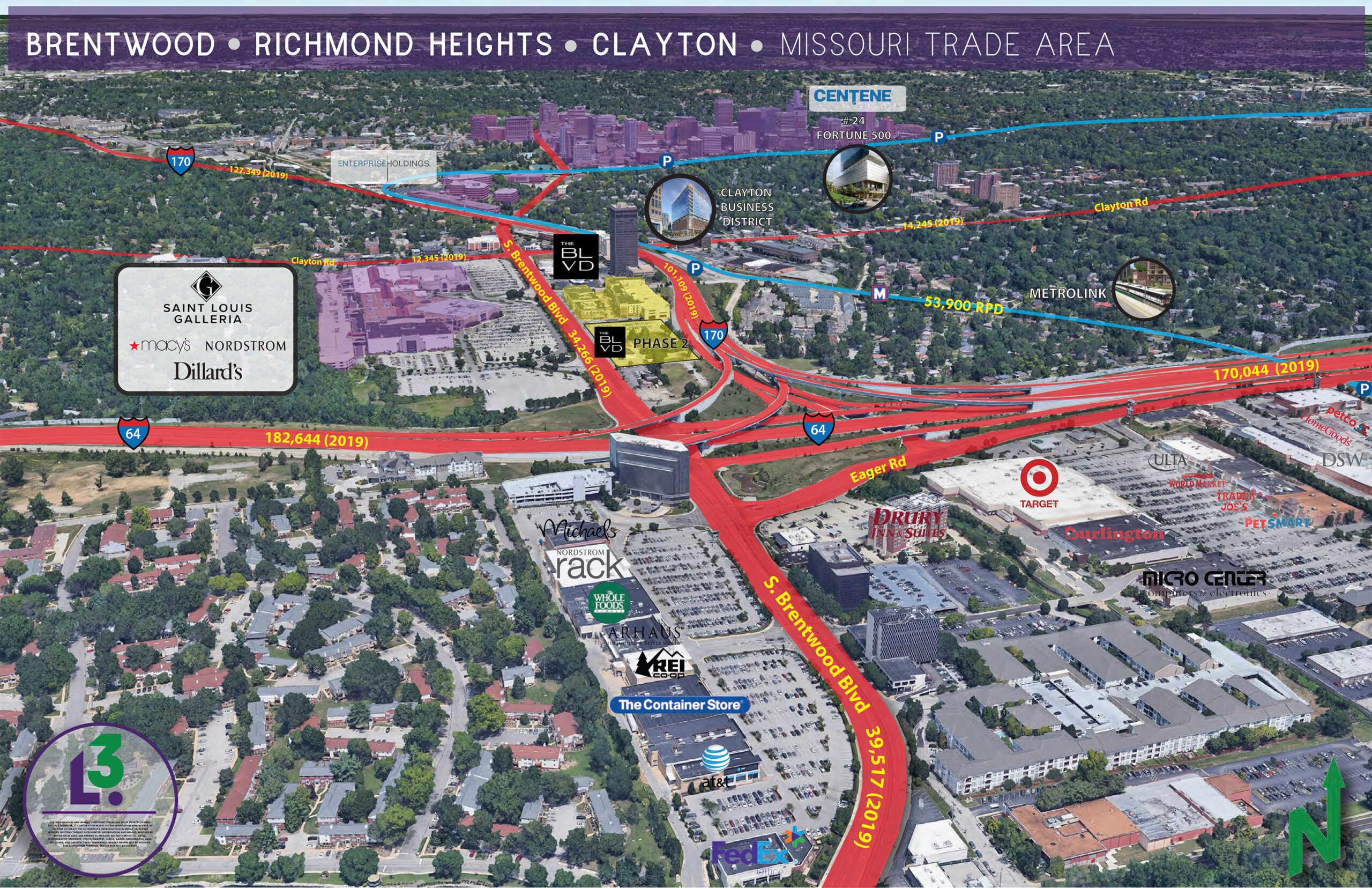 Richmond Heights Aerial