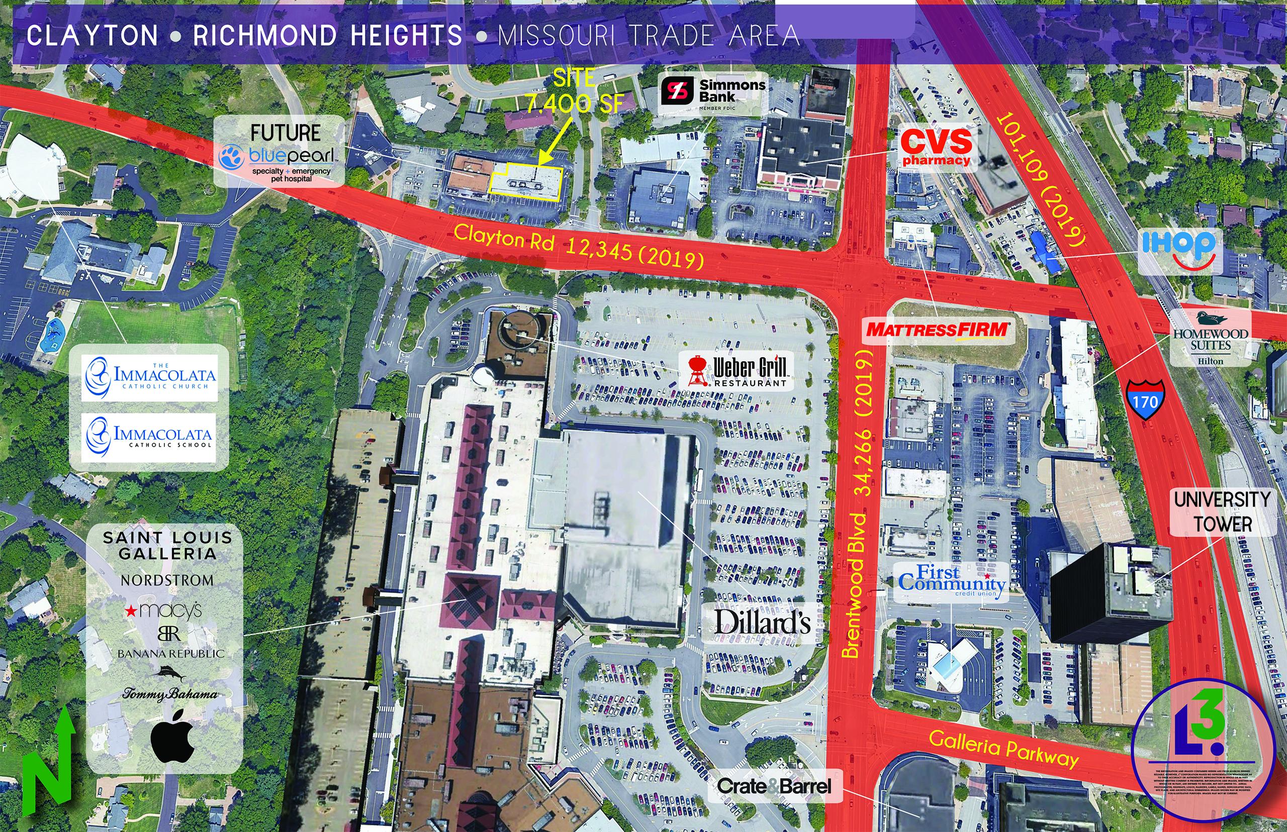 RICHMOND HEIGHTS/CLAYTON ZOOM